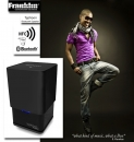 Typhoon® |Typhoon ® | MP3 BOX | Bluetooth ® | NFC ® | Telefonieren | USB | LinIN